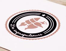 Les impropulseurs // Logo