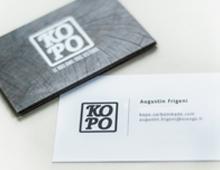 KOPO // Logo