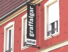 Graffalgar // Enseignes