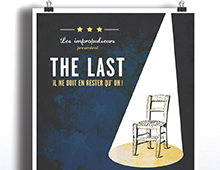 THE LAST // Affiche
